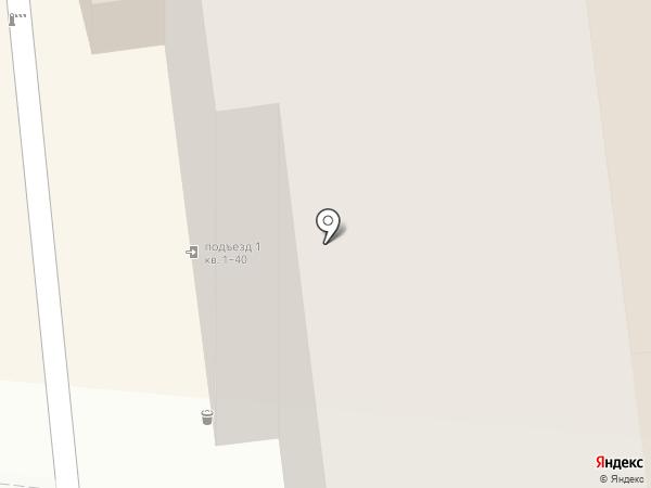 Колинз на карте Тулы