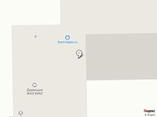 Ареал-98, ЗАО на карте Москвы