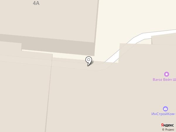 Руссип-Дом на карте Тулы