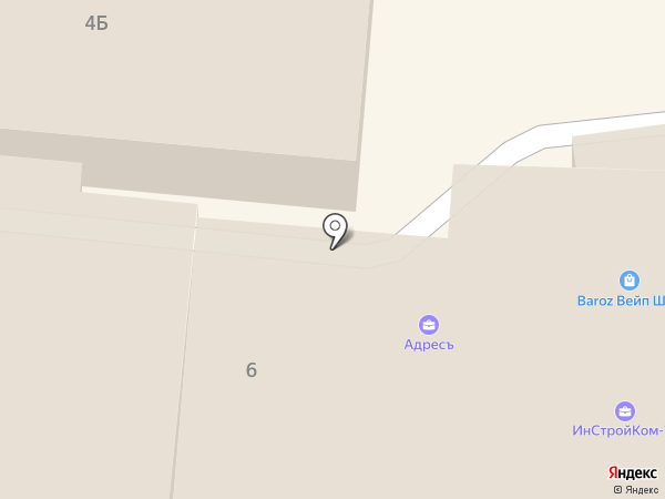 Ellen-Shop на карте Тулы