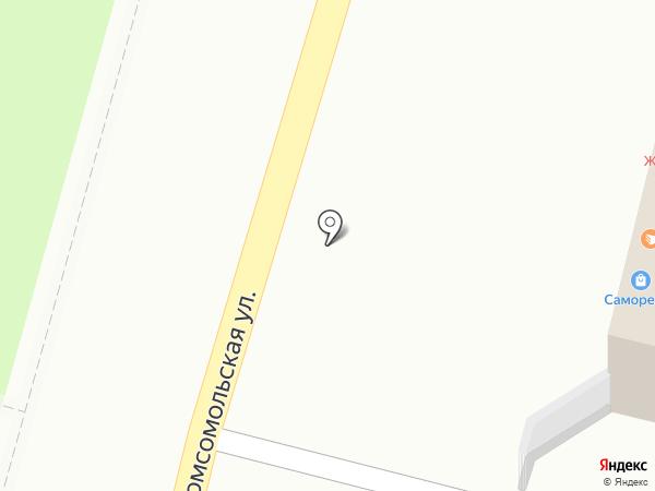 Zi-zi-top на карте Тулы