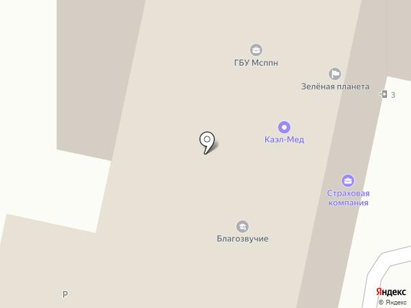 Print Run на карте Москвы