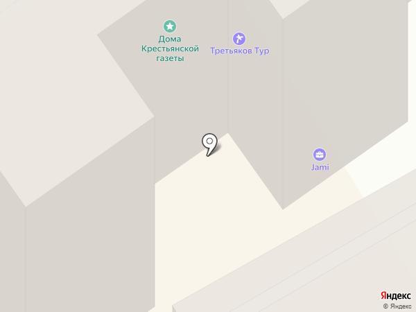 Jami на карте Москвы