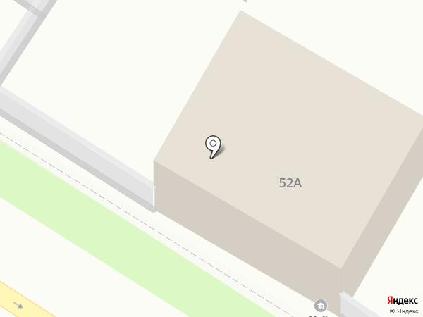 КаркасСтрой на карте Тулы
