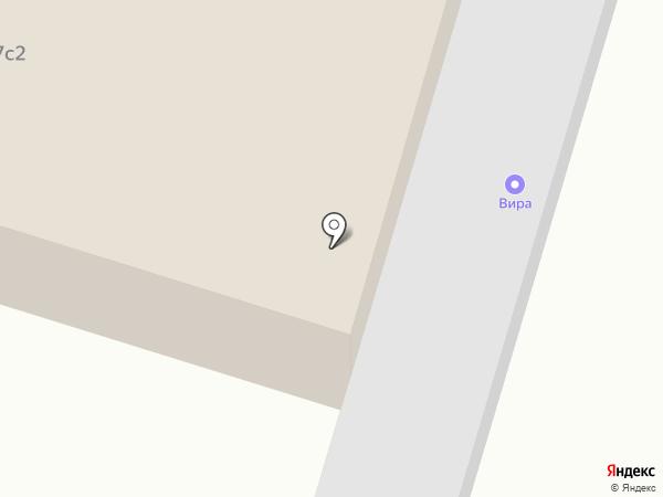 ГерионГард на карте Москвы