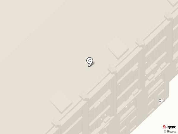 Шоколадница на карте Москвы