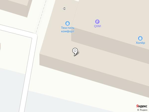 Куриный дом на карте Тулы
