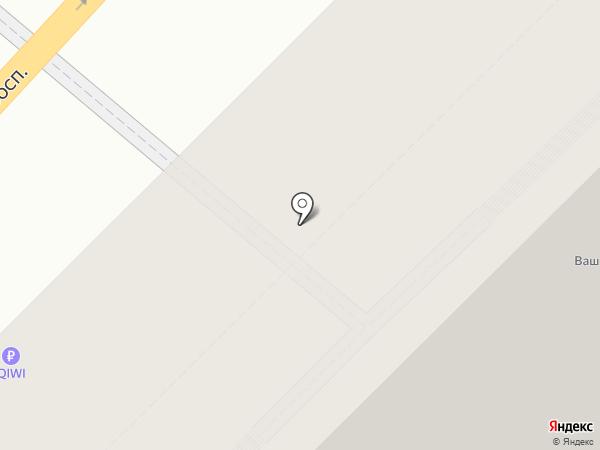Центропечать на карте Москвы