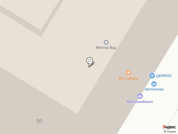 Будаев и партнёры на карте Тулы