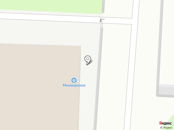 Growmir на карте Москвы