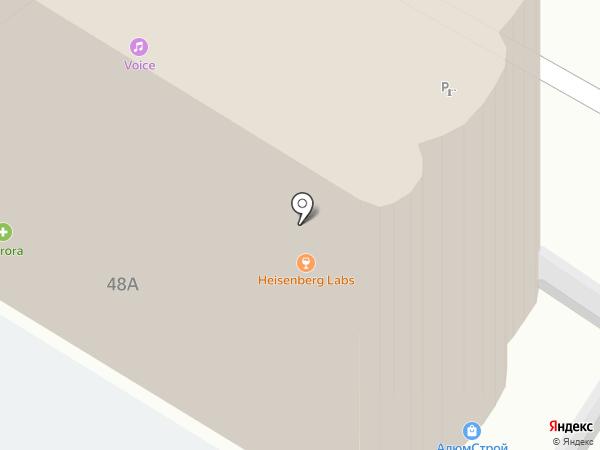 Инвер Групп на карте Тулы