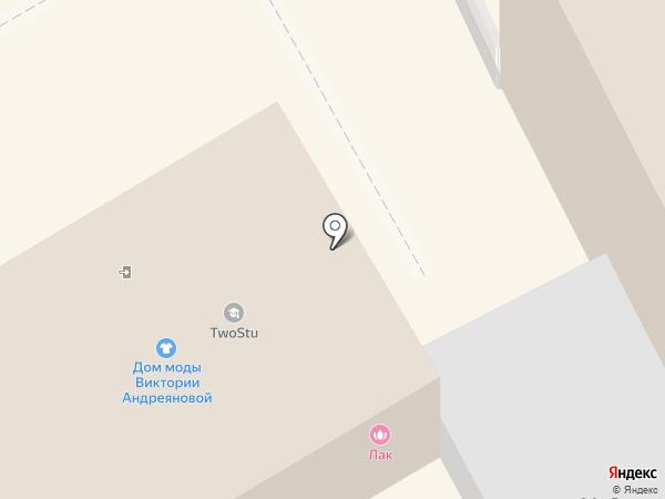 Nha на карте Москвы