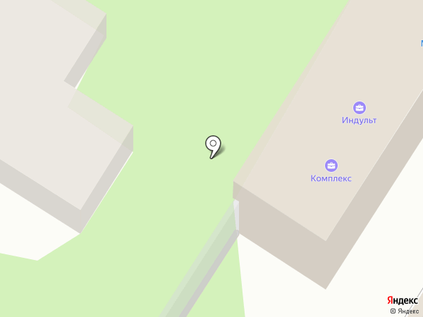 Свеча на карте Тулы