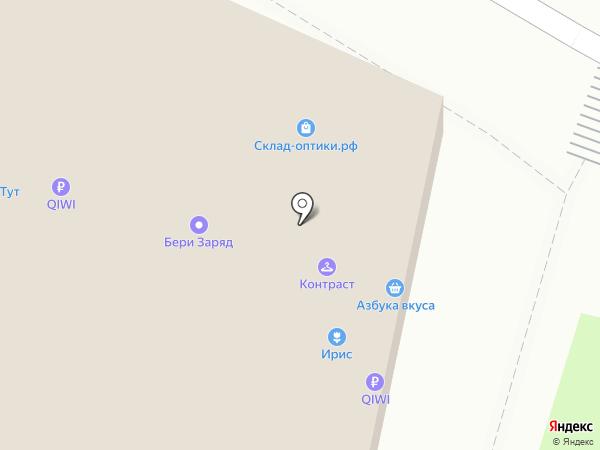 Yammy Yammy на карте Москвы