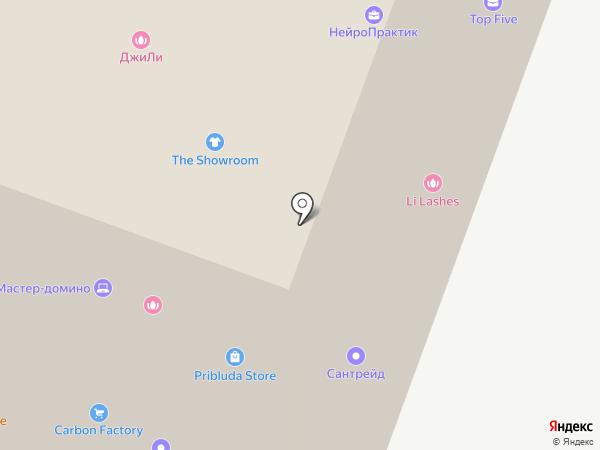 ЭКО-мастер на карте Москвы