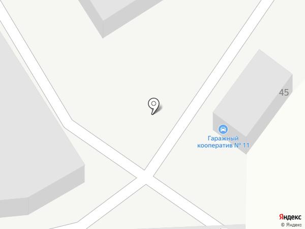 Нур на карте Тулы