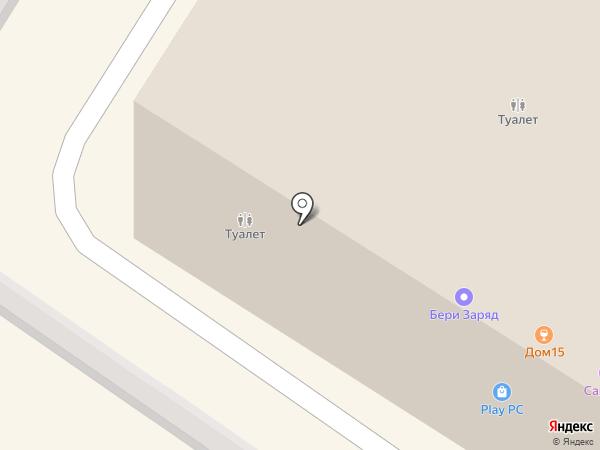 Лаборатория24 на карте Тулы