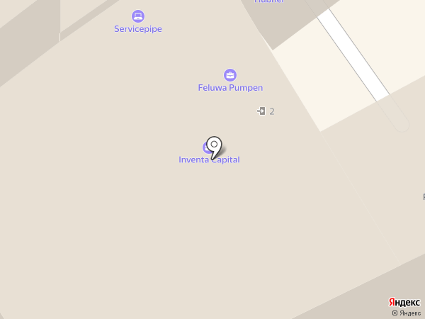 Strabag на карте Москвы