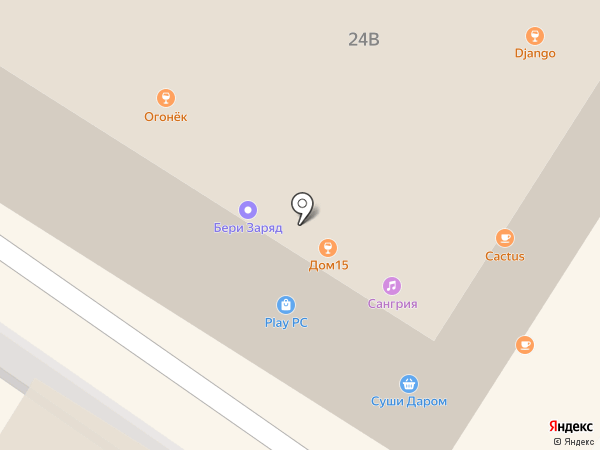 OZON.ru на карте Тулы
