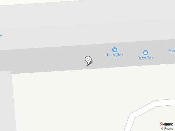 TDMART на карте Москвы