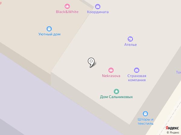 Тула Оценка на карте Тулы