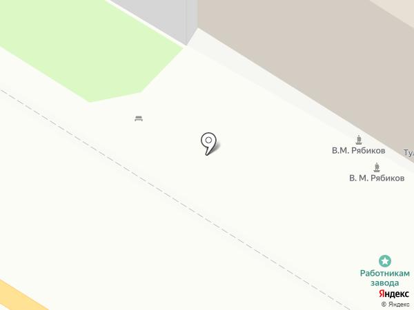 РДГ-Центр на карте Тулы