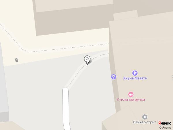 Из рук в руки на карте Тулы