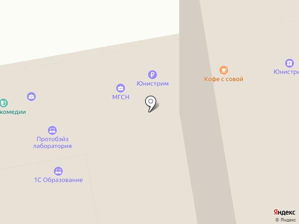 ТОРГОВЫЙ ДОМ МИКРОЗАЙМОB на карте Москвы