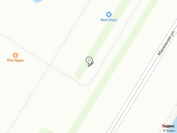Dakkem на карте Москвы
