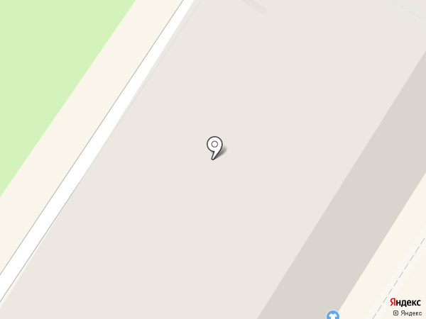 Дайна на карте Тулы