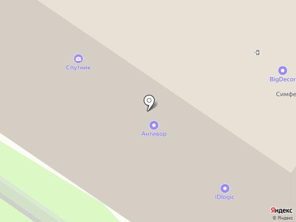 IDLogic на карте Москвы