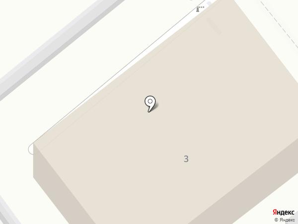 Окатур на карте Тулы