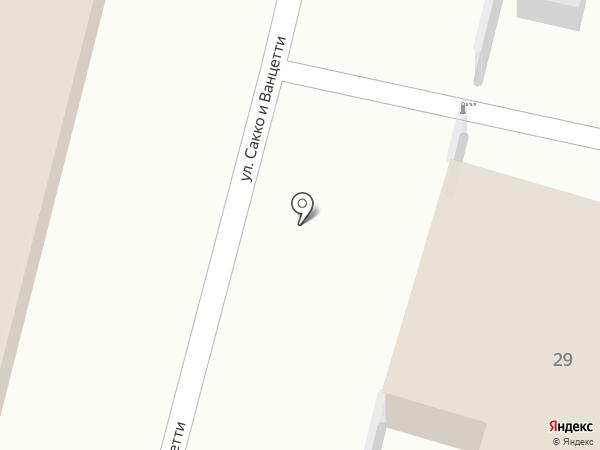 Промстройремонт, ЗАО на карте Тулы