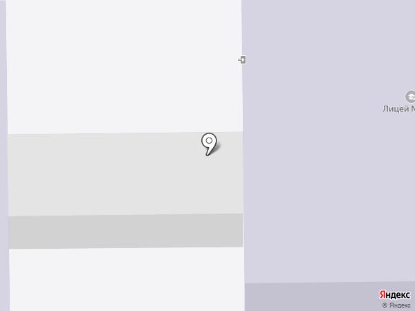 Лицей №1451 с дошкольным отделением на карте Москвы