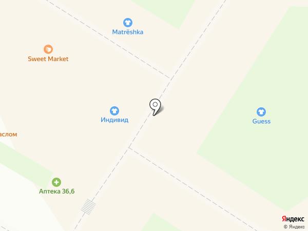 TOY.RU на карте Москвы