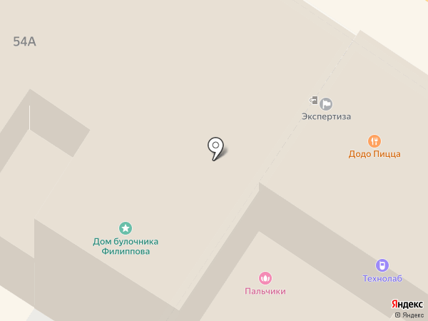 NAIL BUNNY на карте Тулы