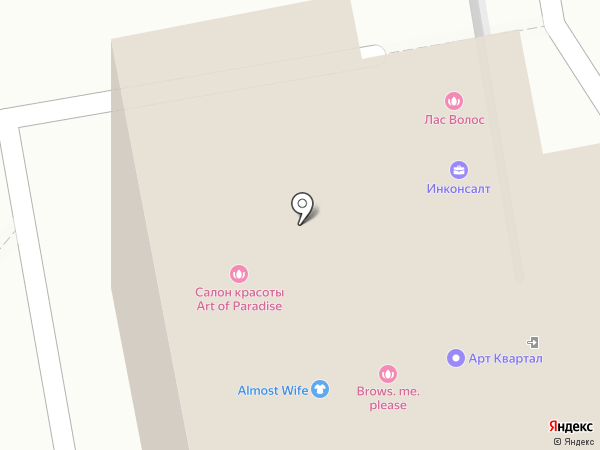 MELENIA на карте Москвы