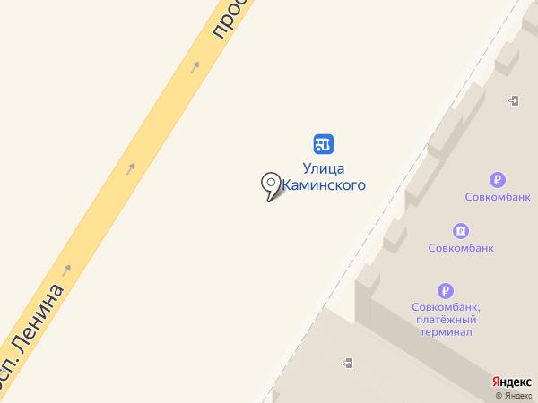 Фо-Бо на карте Тулы