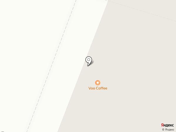 Nails Avenue Studio на карте Москвы