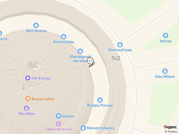 Fi`ora на карте Москвы