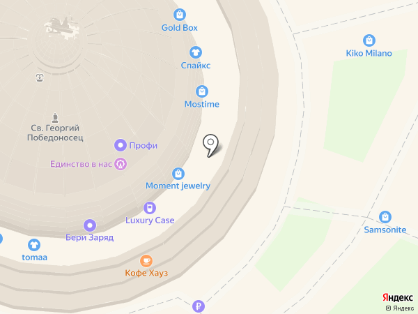 Ipochino на карте Москвы
