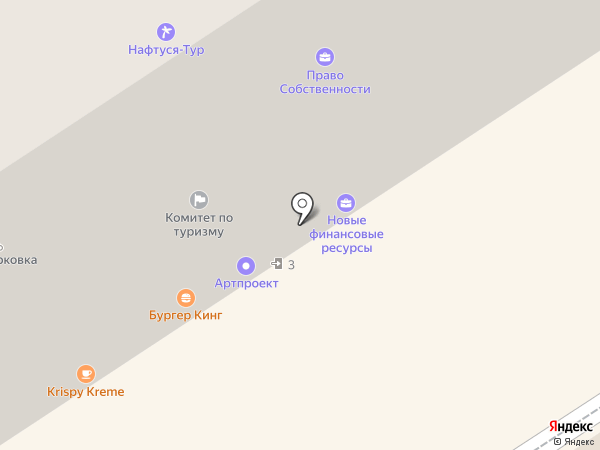 Booz allen hamilton INC на карте Москвы