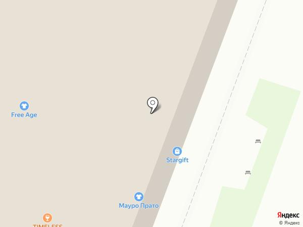 O`merinos на карте Москвы