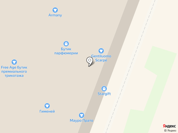 Aminarini на карте Москвы