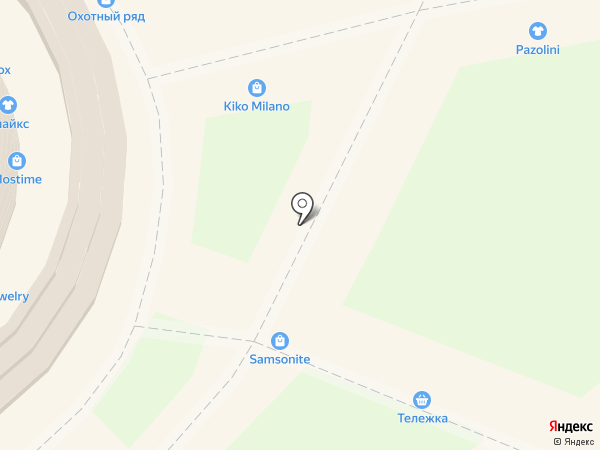 Undiz на карте Москвы