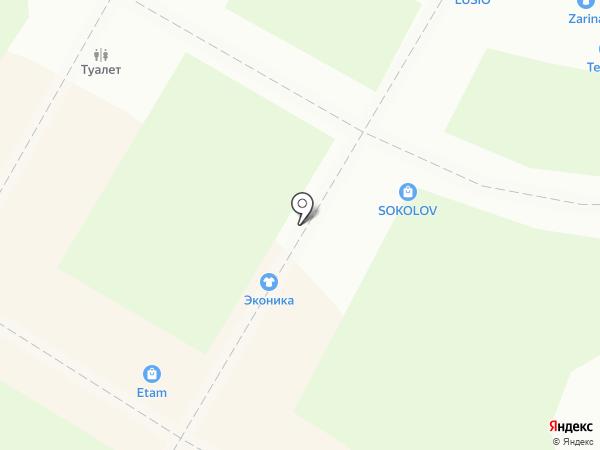Massimo Dutti на карте Москвы