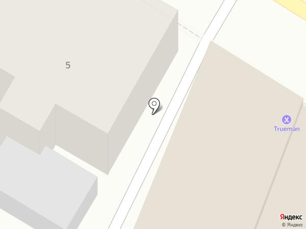 Страж на карте Тулы
