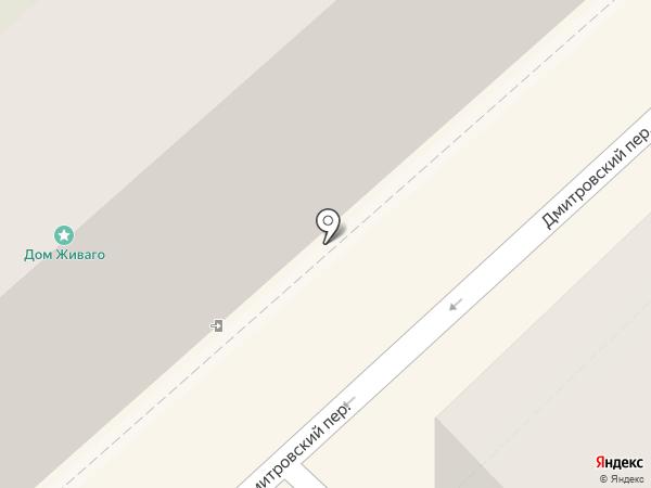 ESCADA SPORT на карте Москвы