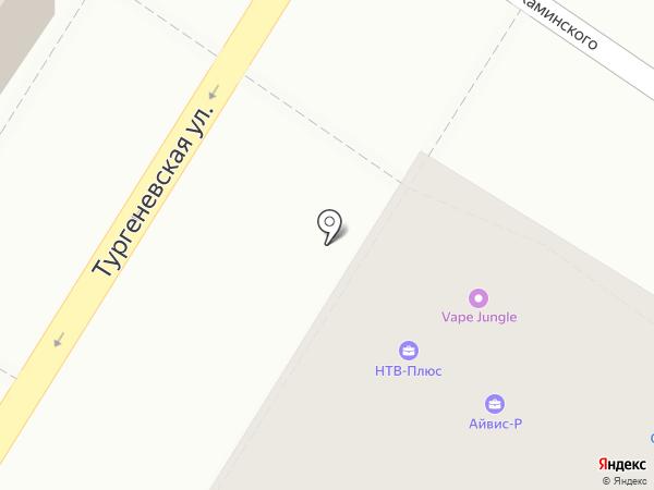ДТП ПОМОЩЬ на карте Тулы