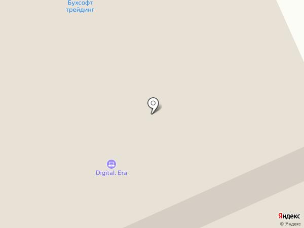 Интерколор на карте Тулы
